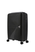 4W TROLLEY CASE M 67 CM-BLACK