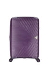 4W Trolley Case M 67 Cm - Purple