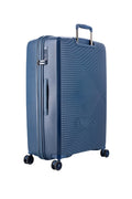 4W Trolley Case L 77 Cm - Blue
