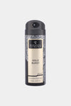 GOLD BURST-BODY SPRAY