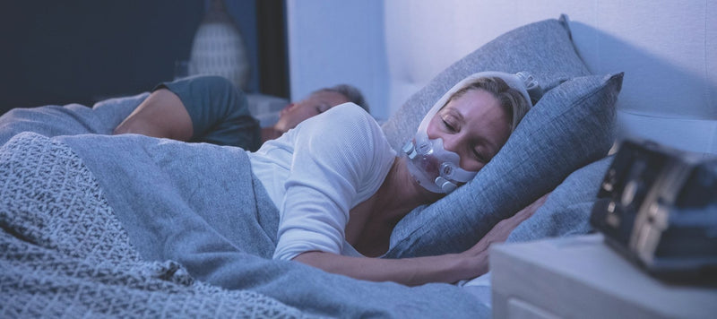 5 Tips for a Better Night's Sleep on CPAP