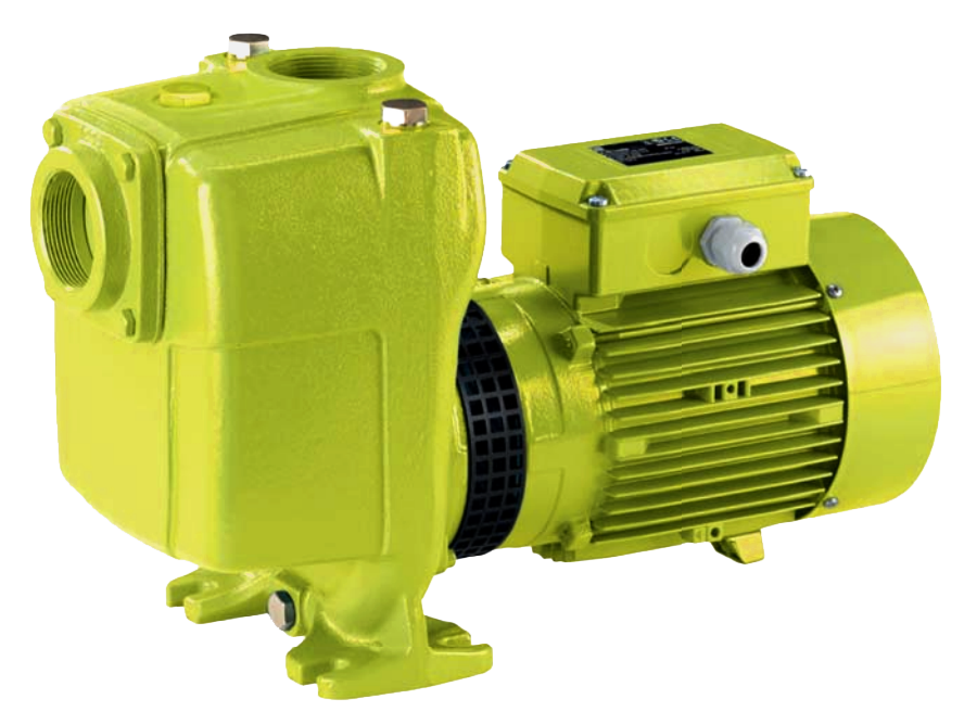 RCMT Series Close Coupled Mild Trash Pump