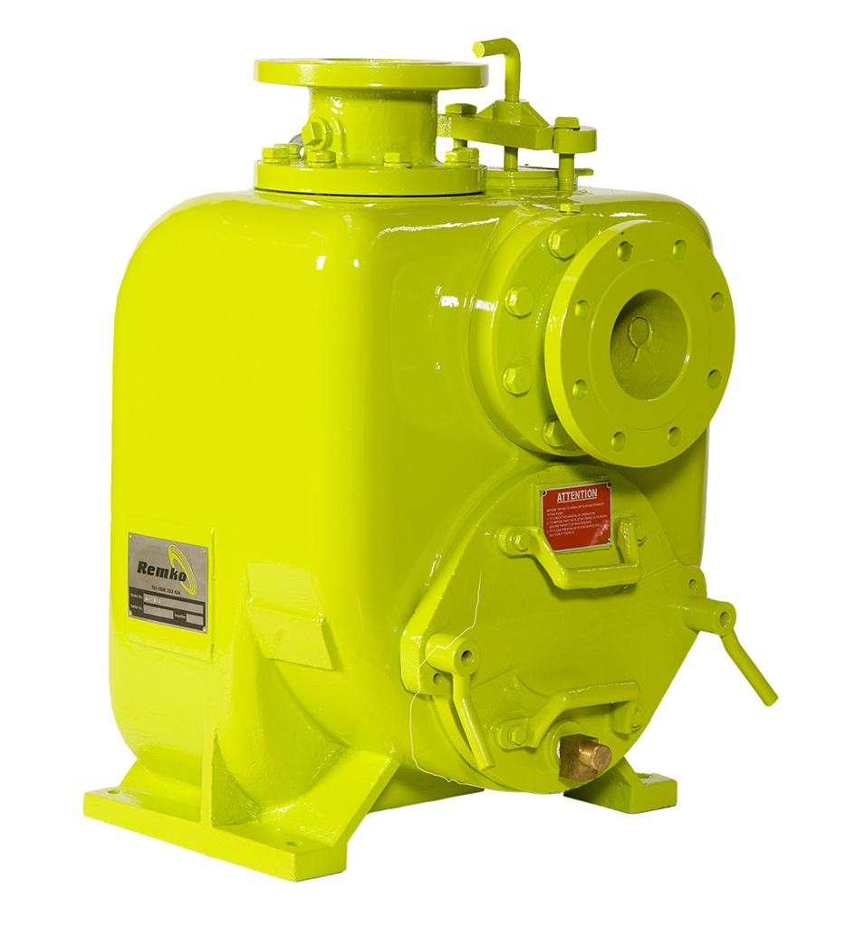 RTH Series Hi-Pressure Trash Pump