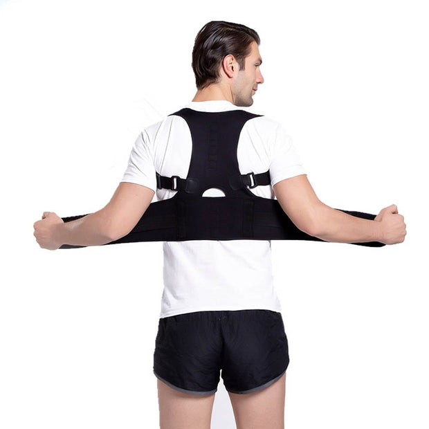 Magnetic Therapy Back Brace-Desk Solutions