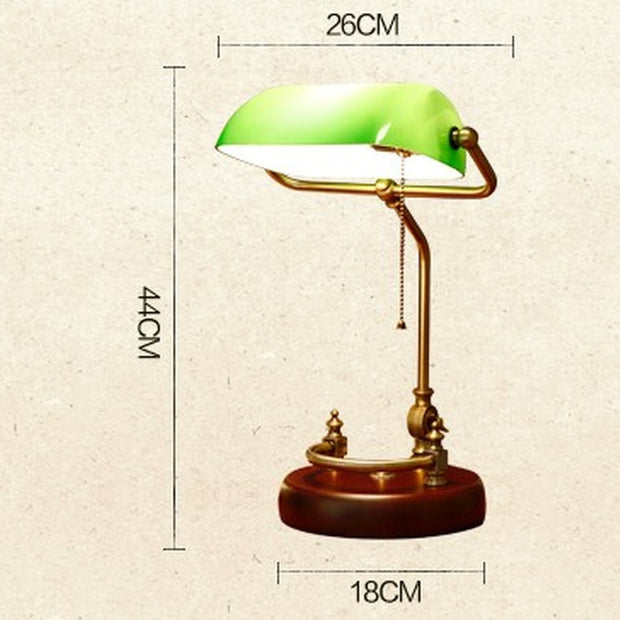 Classical Vintage Lampshade-Desk Solutions