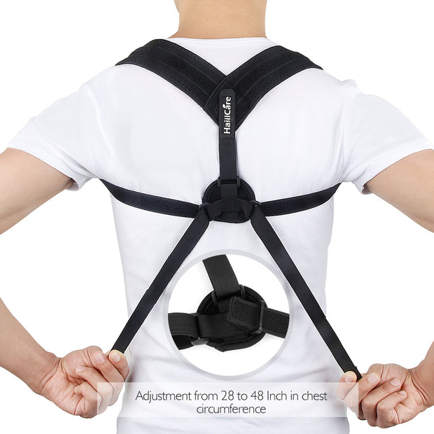 Adjustable Clavicle Brace-Desk Solutions