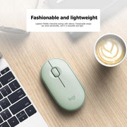 Wireless Pebble Mouse-Desk Solutions