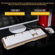 Mechanical Gaming Keyboard Set-Desk Solutions