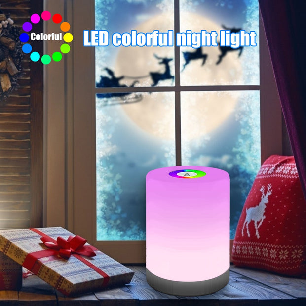 Color Charging Night Lamp-Desk Solutions