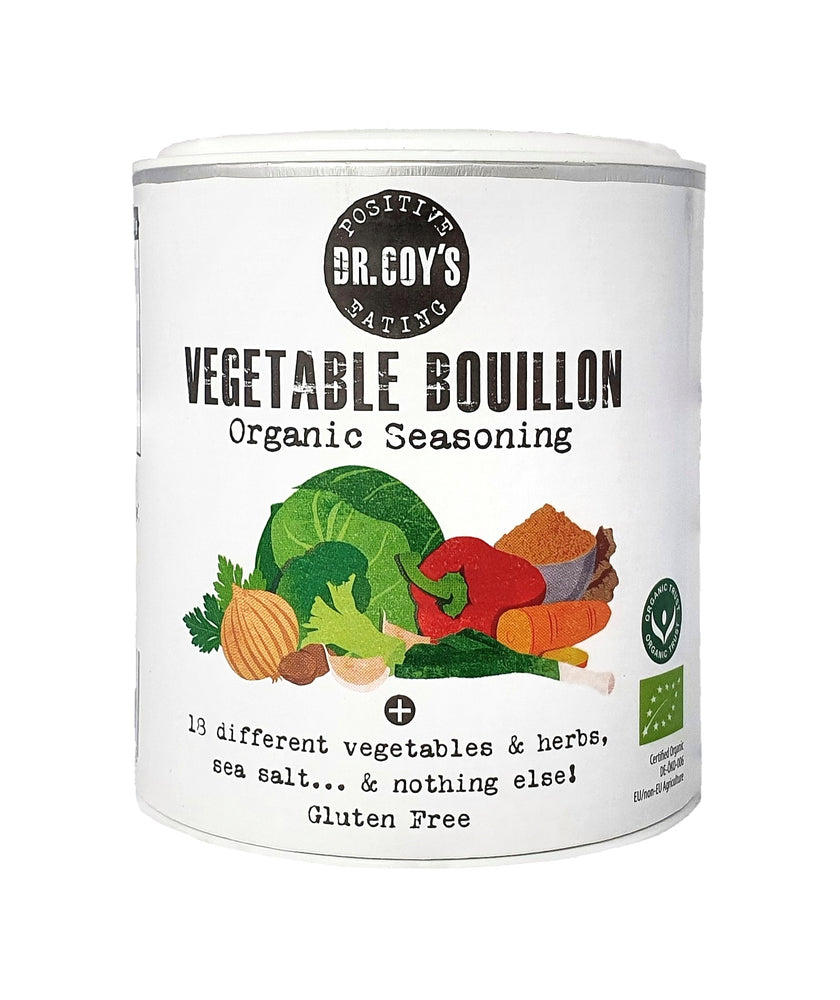 Dr Coy's Organic Vegetable Bouillon