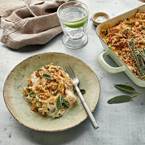 Load image into Gallery viewer, The Humble Chicken & Broccoli Crumble
