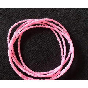 Mel-B Pink waist beads[one piece]