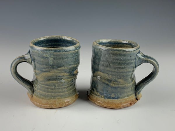Soda Fired Mugs - part of the 50% off sale