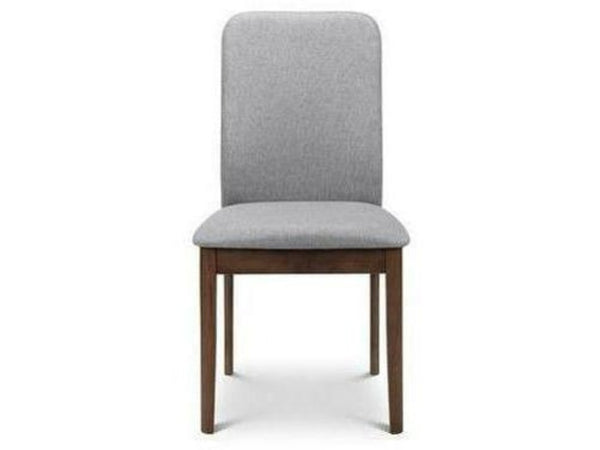 Berkeley Dining Chair - Grey (Pack Of 2)