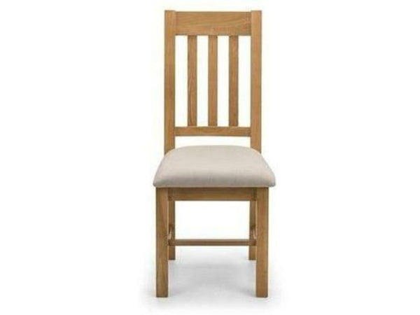 Hereford Oak Dining Chair (Pack of 2)