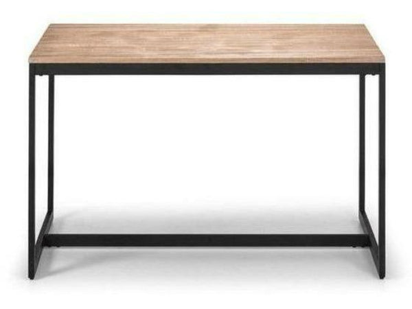 Tribeca Sonoma Oak Dining Table (120cm x 80cm)