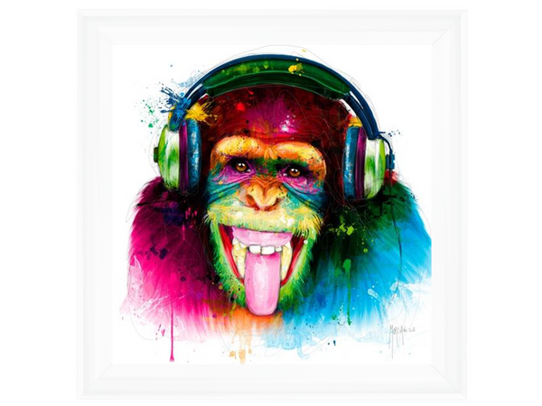 Dj Monkey  by Final Touches