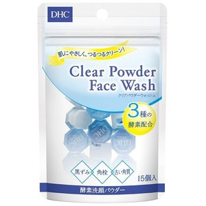 DHC Clear Powder Wash 15 pcs