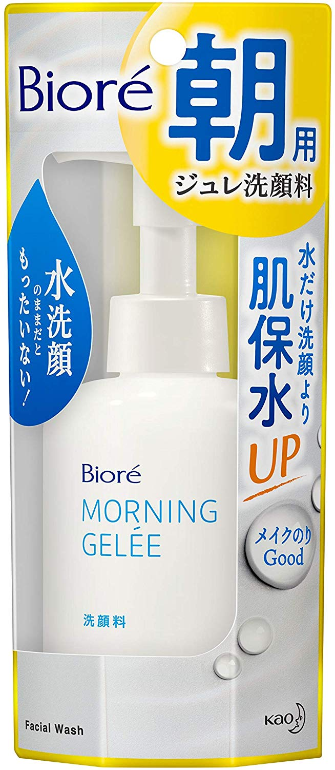 Bioré Facial Cleanser for Morning [Body]100ml