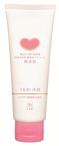 Cow Brand Additive-free Moisturizing Face Wash 110g