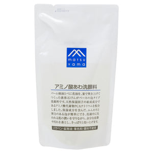 Amino Acid Face Wash 120ml for refill Manufacturer:Matsuyama YushI