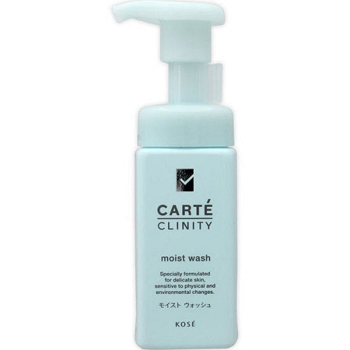 KOSE : Carte Clinique Moist Wash 165mL