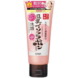 Nameraka Honpo Haritsuya Cleansing Face Wash N 150g