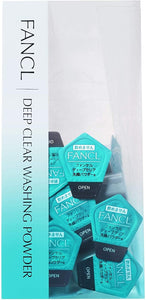 FANCL Deep Clear Facial Cleansing Powder, 30 Pack
