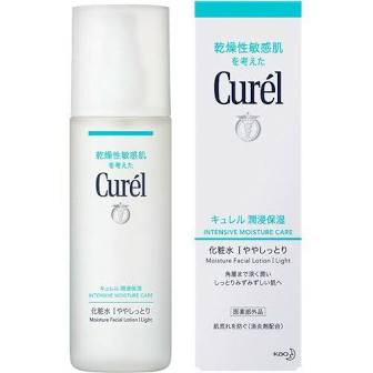 Kao Curél Lotion I Slightly Moist [Quasi-drugs]