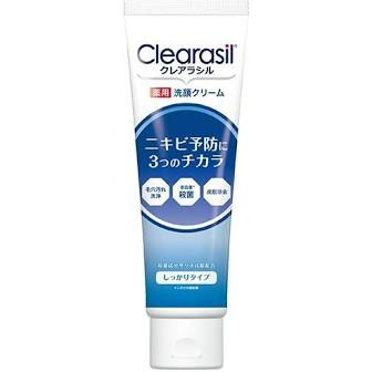 Crearsil Medicated Facial Cleansing Foam 10x(120G)