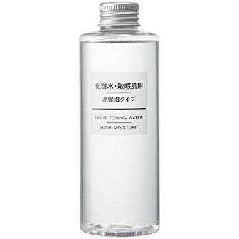 Ryohin Keikaku MUJI Lotion for sensitive skin, high moisturizing type, 200ml