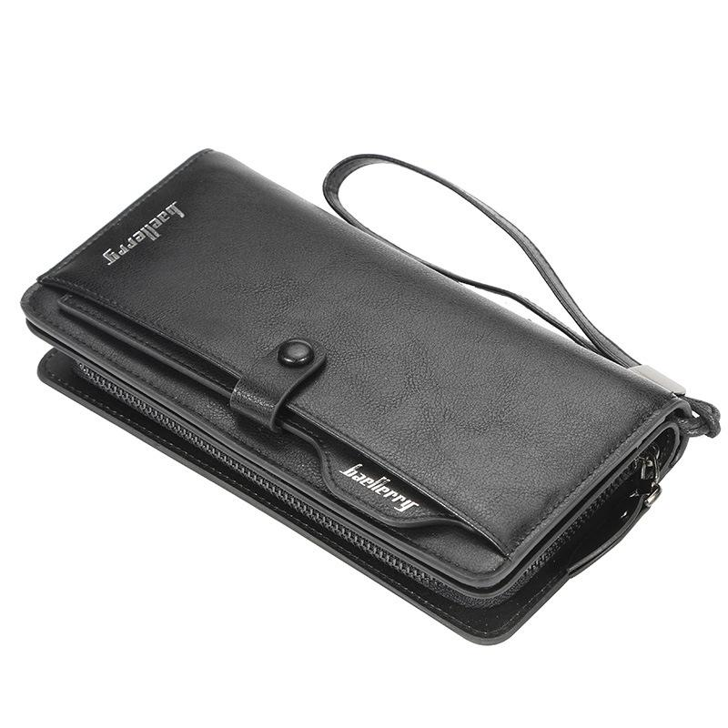 Business Men's Large-Capacity Multifunctional Wallet