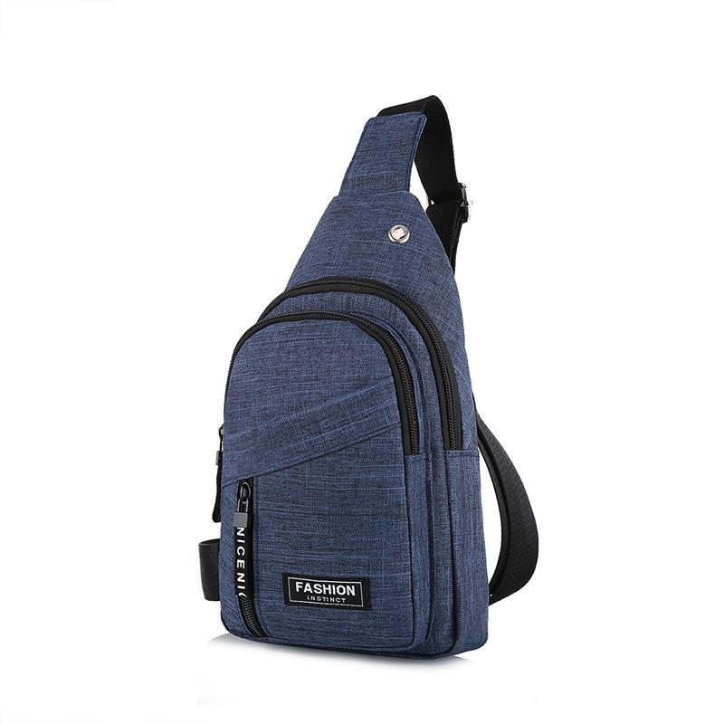 Casual Trendy Oxford Crossbody Bag for Men