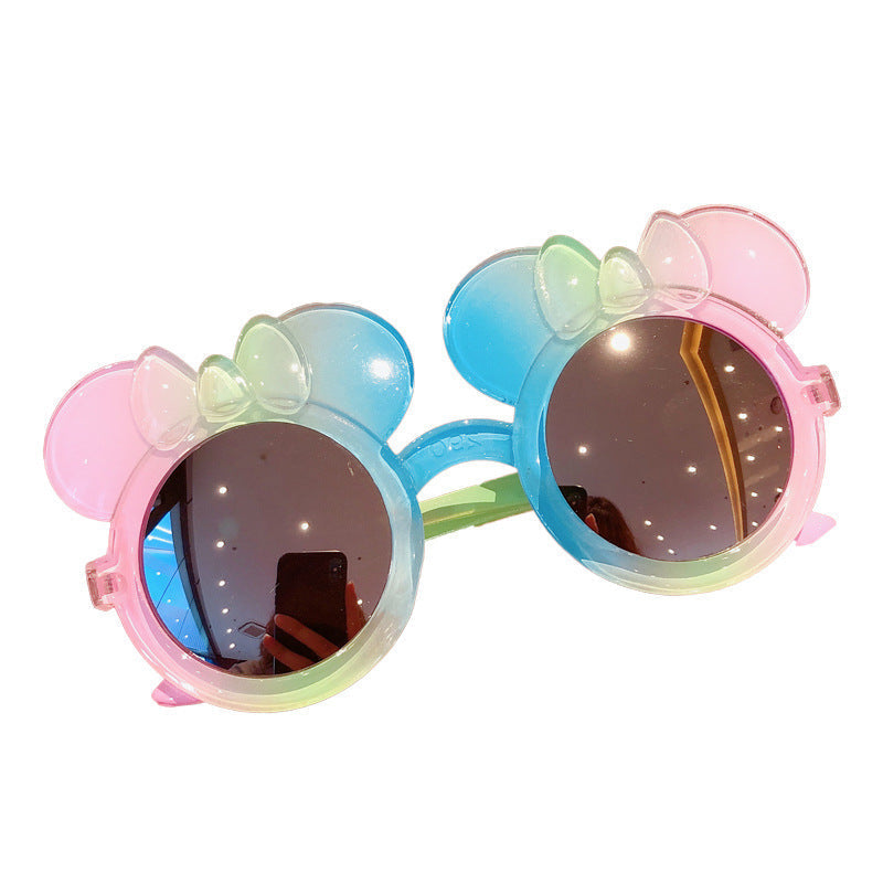 Children's Cute Frame Sunglass
