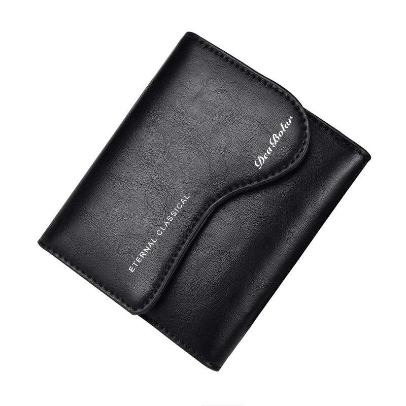 Men's New leather Wallet with Large Capacity