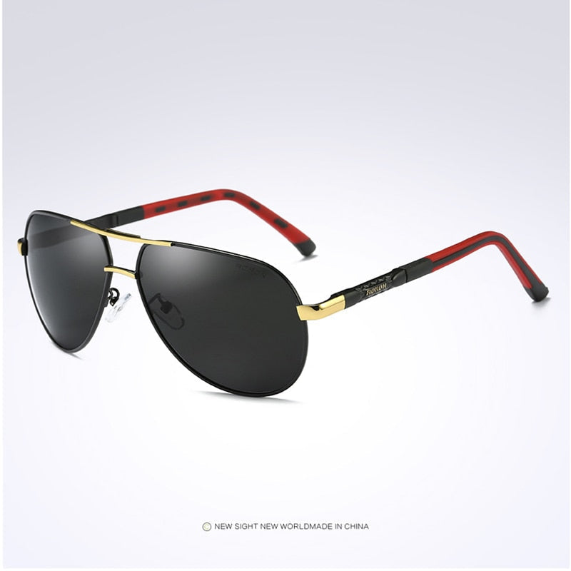 Polarized Sunglasses Mens Classic Sun Glasses