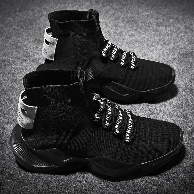 High Top Fashion Men's Sneakers Shoes