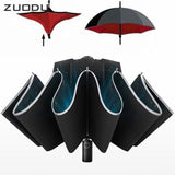 Automatic Reverse Umbrella