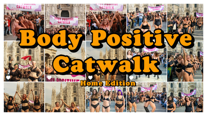Body Positive Catwalk Home Edition:  COME PARTECIPARE/How to join us