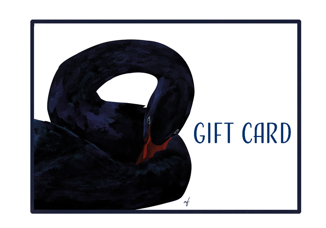Feathered Friends: Gift Card