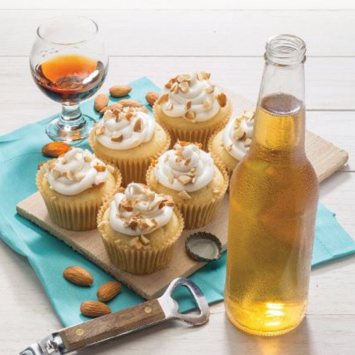 Amaretto Beer Cake Mix