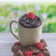 Chocolate Raspberry Cheesecake Microwave Cake Single: 3-Pack