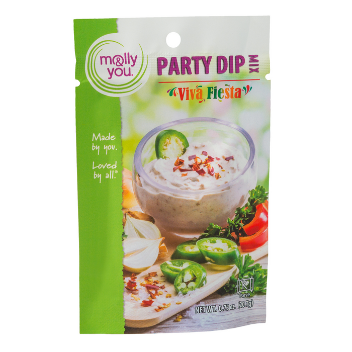 Viva Fiesta Party Dip Mix