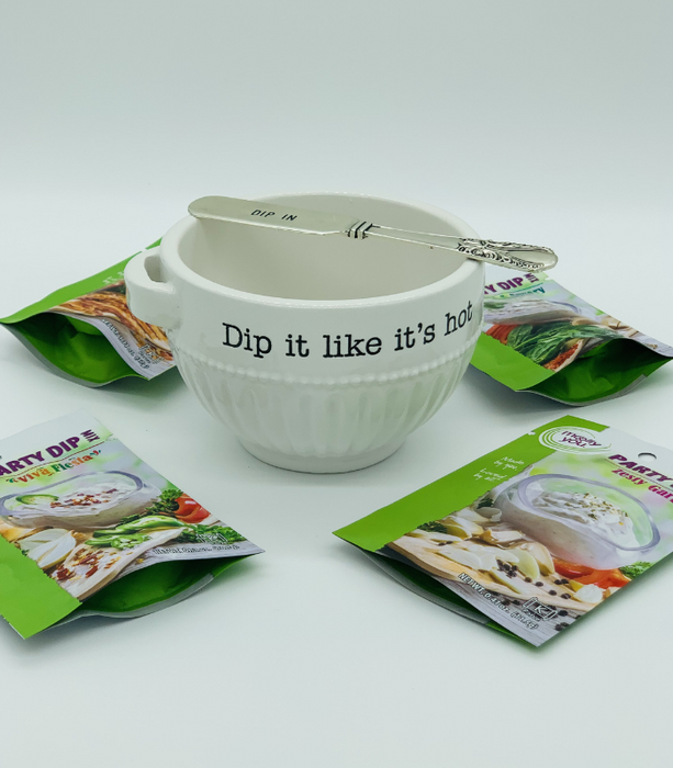 Dip it Like it's Hot Gift Set