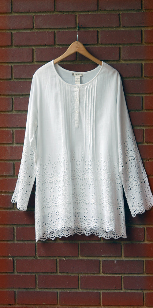 Sweetheart Blouse