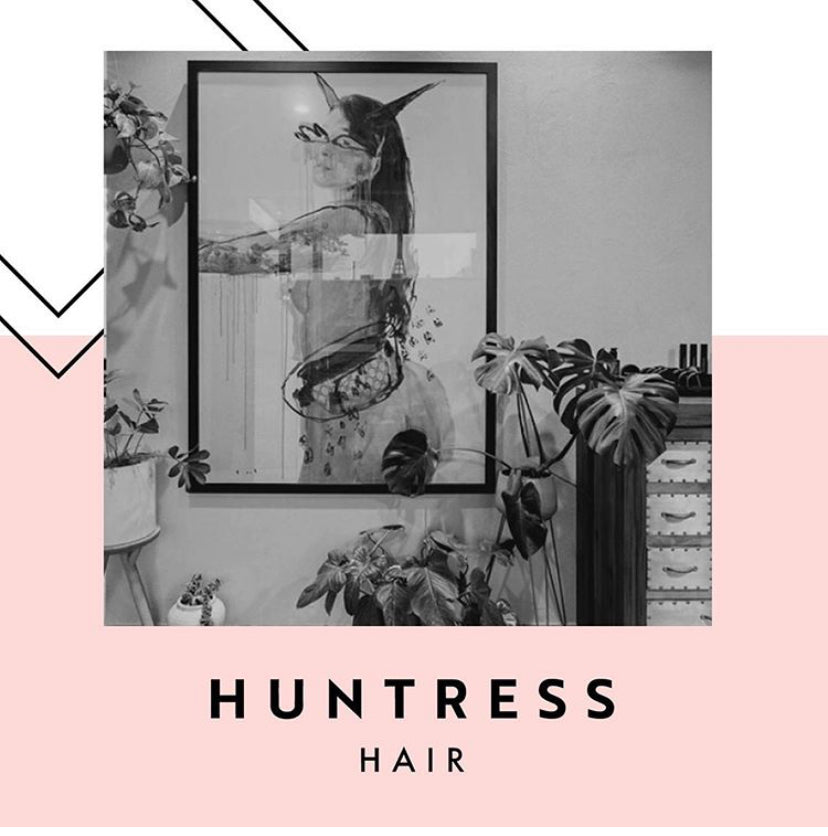 Huntress Hair