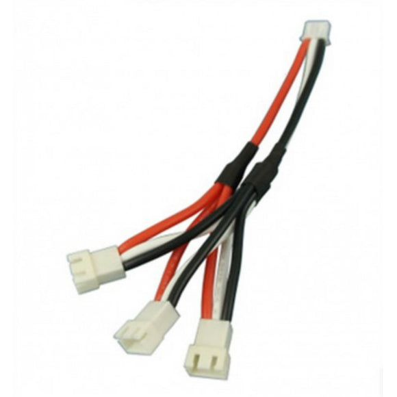 Cable Multiple para Baterias 7.4v - Repuestos Drone