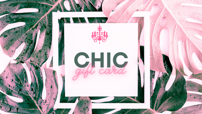 chic gift card