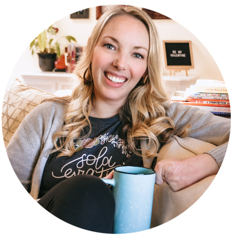 Arrows And Applesauce owner Kristen Bowlin