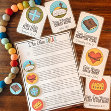 Load image into Gallery viewer, Five Solas Printable Reformation Activity - Arrows And Applesauce